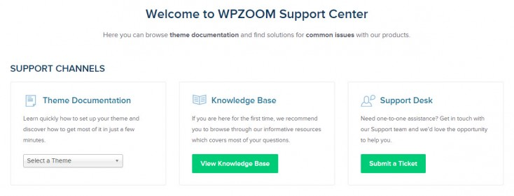 wpzoom-support